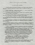 Minutes of the Board of Trustees of the Herbert Hoover Foundation, 1972 by George Fox University Archives