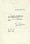 Elizabeth Dempsey to Milo Ross, September 12, 1964