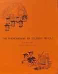 The Phenomenon of Student Revolt, By Milo Ross by Milo C. Ross and George Fox University Archives