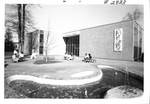 Library Pond by George Fox University Archives