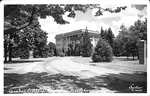 Wood-Mar Hall by George Fox University Archives