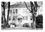 Minthorn Hall by George Fox University Archives