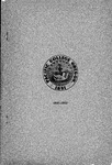 Pacific College Catalog, 1901