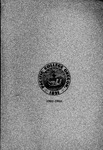Pacific College Catalog, 1903