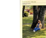 George Fox College Catalog, 1986-1988 by George Fox University Archives