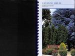 George Fox College Catalog, 1989-1990