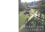 George Fox University Catalog, 1999-2000 by George Fox University Archives