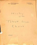 History of Talent Friends Church, 1943-1968 by George Fox University Archives