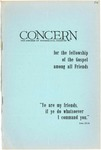 The Concern of Evangelical Friends for the Fellowship of the Gospel Among All Friends, January 1961 by Arthur O. Roberts Editor