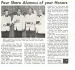 Four Flats News Article by George Fox University Archives