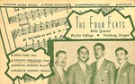 Four Flats Poster by George Fox University Archives