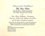 Four Flats Correspondence by George Fox University Archives