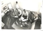 Four Flats Rehearsal by George Fox University Archives