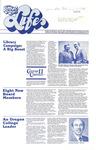 George Fox College Life, October 1986- December 1986