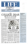 George Fox College Life, August 1990