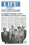 George Fox College Life, July 1991