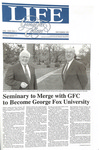 George Fox College Life, December 1995