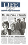 George Fox College Life, June 1996