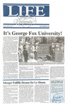 George Fox College Life, September 1996