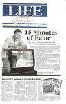George Fox College Life, November 1996