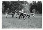 GFU Football by George Fox University Archives