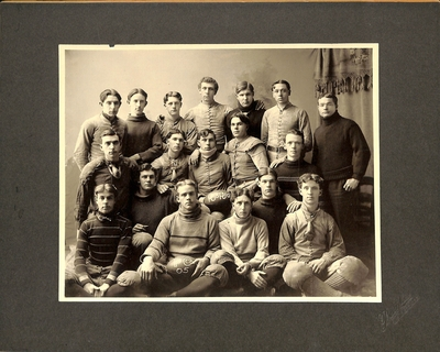 Pacific College Football Team 1905
