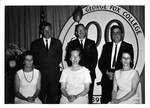 Class of 1942 at Homecoming 1967 by George Fox University Archives