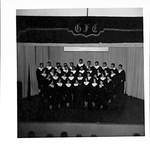 Choir by George Fox University Archives