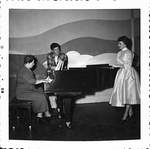 Senior Recital Practice by George Fox University Archives