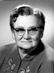 Minnie Moore - Head Cook by George Fox University Archives