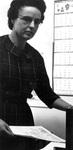 Edna Williams - Recorder/Secretary to President Ross