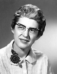 Director of Public Relations - Mary Sandoz by George Fox University Archives