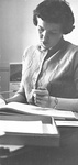 Katherine Eichenberger - Assistant Bursar by George Fox University Archives