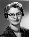 Genette McNichols - Librarian by George Fox University Archives