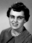 Edna Williams - Recorder/Secretary to President Ross by George Fox University Archives