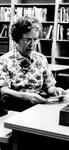 Beryl Woodward - Library Staff