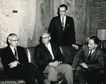 """""""Administrative Committee"""" by George Fox University Archives"""