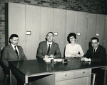 Science Faculty by George Fox University Archives