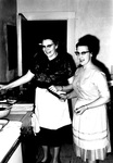 Faculty Staff Italian Dinner 1963 by George Fox University Archives