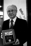 Alumnus of the Year Award by George Fox University Archives