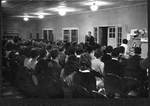 Richard Foster Speaking by George Fox University Archives