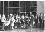 Students Gathered by George Fox University Archives