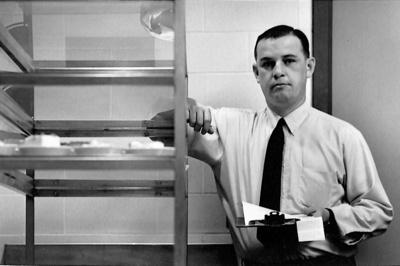 Jack Baker, SAGA Food Service Manager