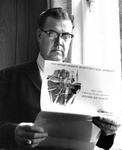 Ed Bruerd - Director of Public Relations by George Fox University Archives