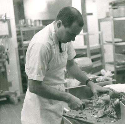 Doug Goins - Saga Food Service