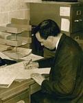 Doug Goins - Saga Food Service by George Fox University Archives