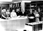 Faculty/Staff: George Fox Secretaries by George Fox University Archives