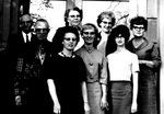 GFU staff members 1966 by George Fox University Archives