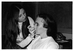 Applying Makeup by George Fox University Archives