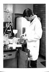 Science Class by George Fox University Archives